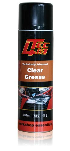 TEC4 Clear Grease