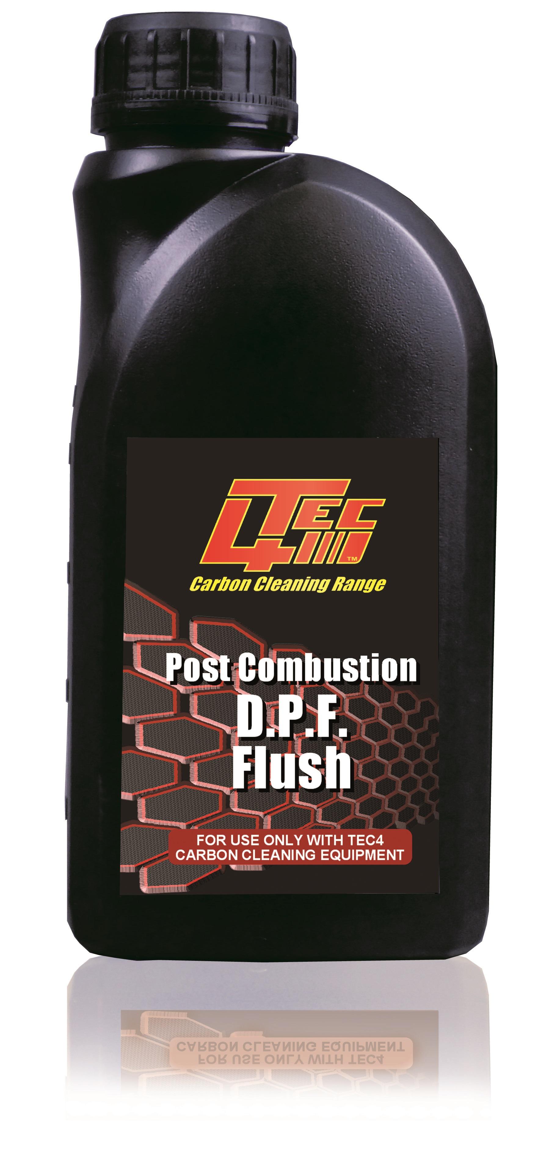 TEC4 DPF Flush